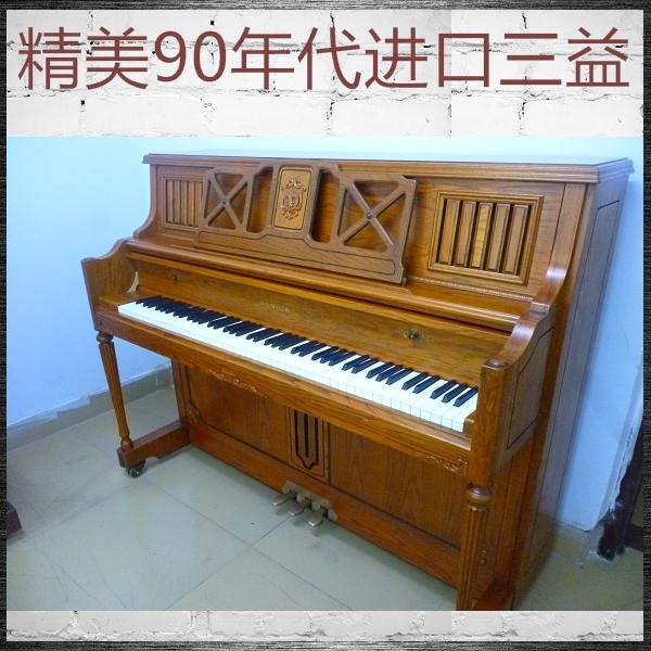 高端三益钢琴原装韩国进口300ST