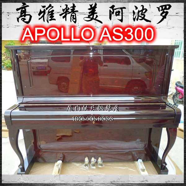日本四大品牌之高端阿波罗APOLLO AS300